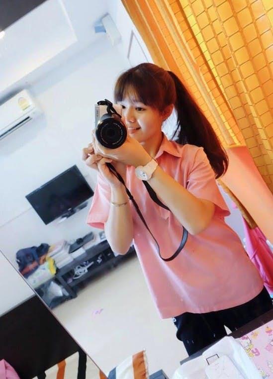 Giảm 44kg sau 1 năm, nàng béo Thái Lan lột xác trở thành hot girl xinh đẹp khiến cộng đồng mạng bất ngờ - Hình 5