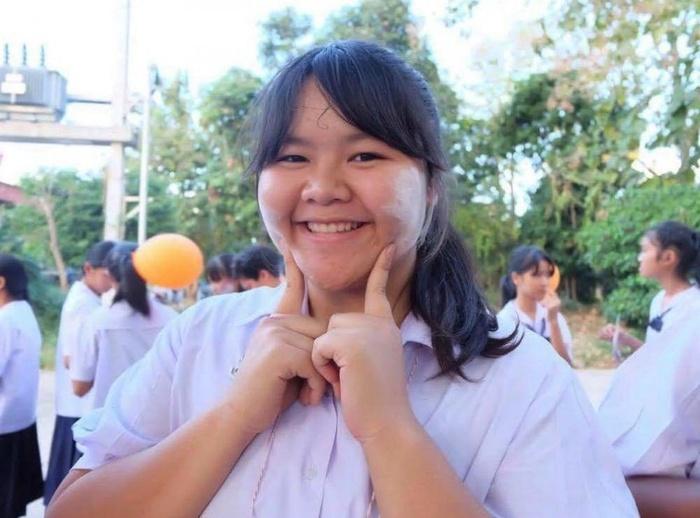 Giảm 44kg sau 1 năm, nàng béo Thái Lan lột xác trở thành hot girl xinh đẹp khiến cộng đồng mạng bất ngờ - Hình 1