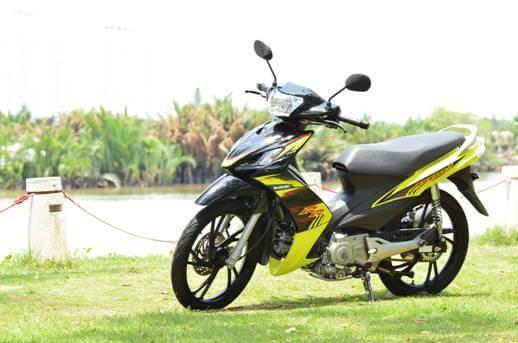 Top 3 mẫu xe côn tay có giá rẻ nhất Việt Nam - Hình 1