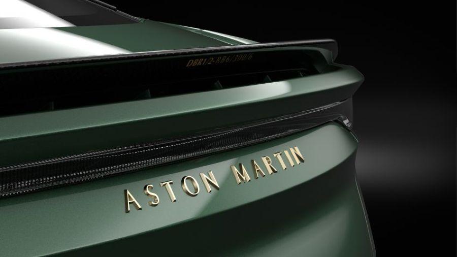 Aston Martin DBS 59 Edition trình làng, chỉ có đúng 24 chiếc toàn thế giới - Hình 2
