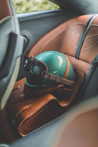 Aston Martin DBS 59 Edition trình làng, chỉ có đúng 24 chiếc toàn thế giới - Hình 5