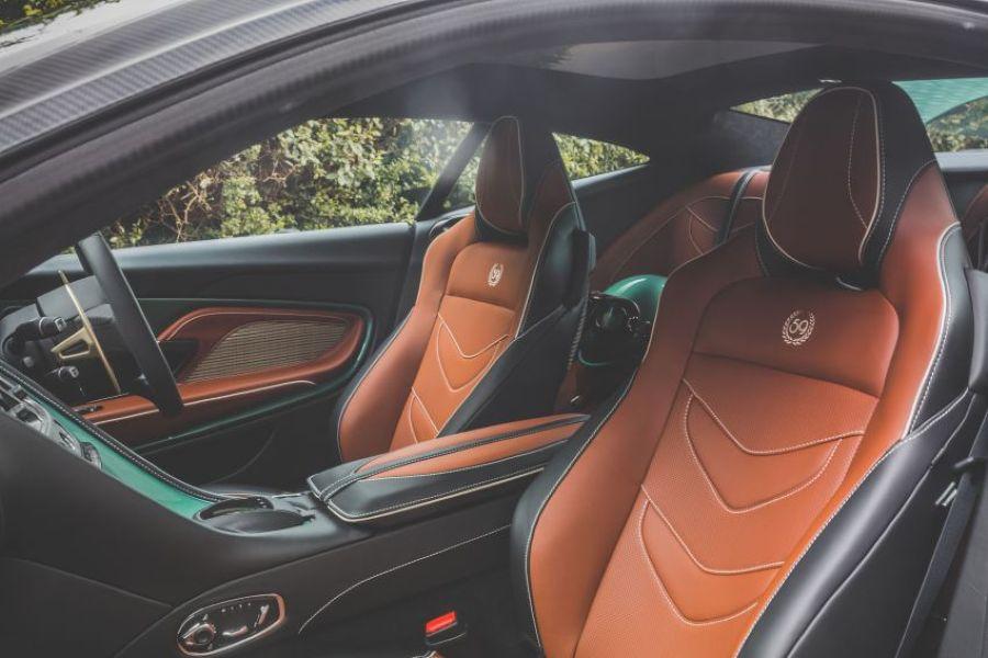 Aston Martin DBS 59 Edition trình làng, chỉ có đúng 24 chiếc toàn thế giới - Hình 3
