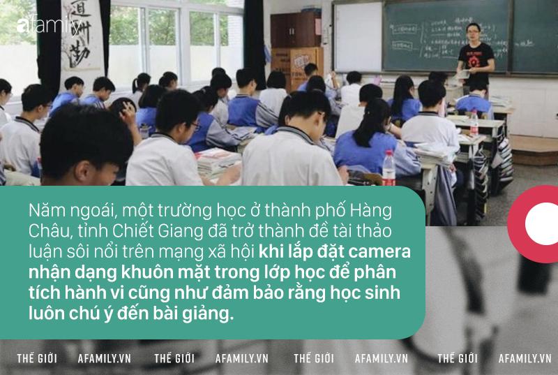 Hệ thống nhận diện khuôn mặt tại trường học Trung Quốc: Tự động báo phụ huynh khi trẻ vắng mặt, ngăn bạo lực nhưng lại khiến học sinh thêm áp lực - Hình 3