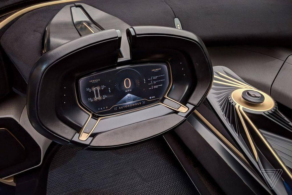 Aston Martin chuẩn bị trình làng mẫu SUV đầu tiên mang tên Lagonda All-Terrain - Hình 6