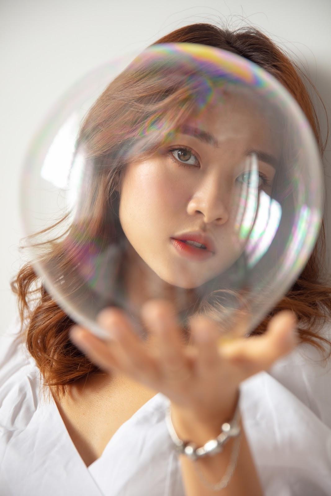 Hot girl lookbook Trương Hoàng Mai Anh phát ngôn mạnh miệng về người thứ 3 - Hình 4