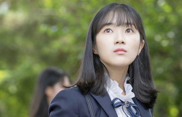 Kim Hye Yoon hồn nhiên và xinh đẹp trong hình ảnh đầu tiên của bộ phim July Found By Chance - Hình 2