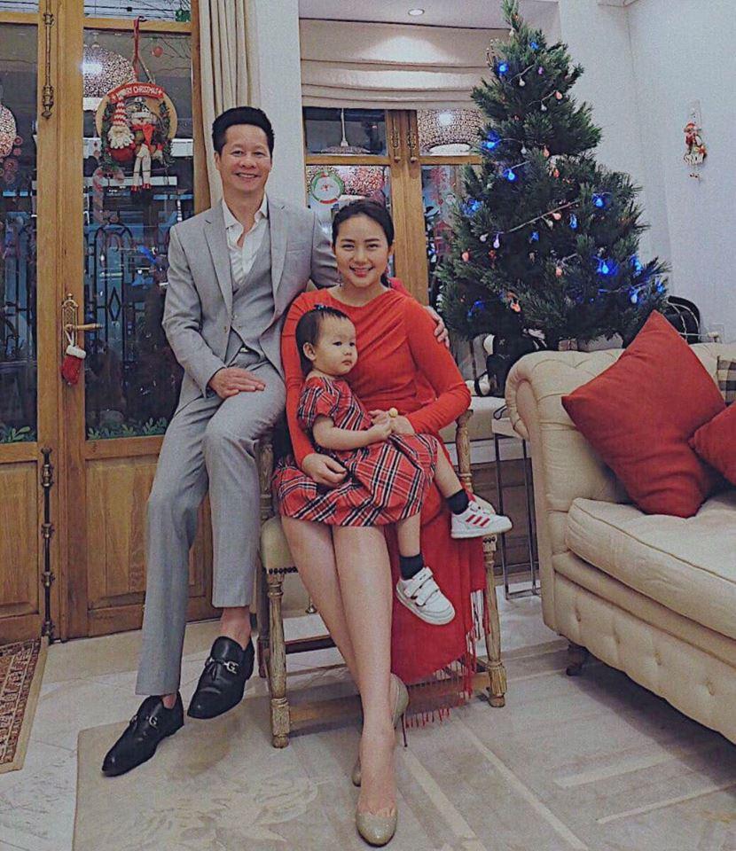 Mừng ra mặt khi ông xã quá hoàn hảo, Phan Như Thảo tự tin: Tôi giỏi nhất là chuyện chọn chồng - Hình 12