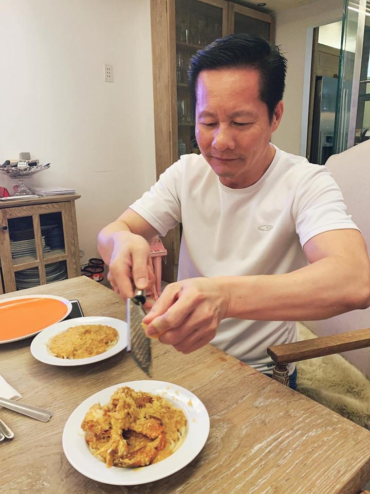 Mừng ra mặt khi ông xã quá hoàn hảo, Phan Như Thảo tự tin: Tôi giỏi nhất là chuyện chọn chồng - Hình 11