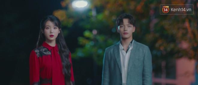 Sau trận ghen lồng lộn vì crush suýt bị gả vào nhà tài phiệt, CEO IU và Yeo Jin Goo chính thức kết đôi trong tập 10 Hotel Del Luna - Hình 18