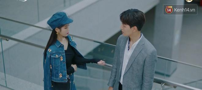Sau trận ghen lồng lộn vì crush suýt bị gả vào nhà tài phiệt, CEO IU và Yeo Jin Goo chính thức kết đôi trong tập 10 Hotel Del Luna - Hình 14