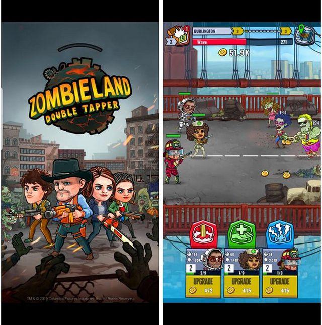 Sony trình làng game di động để quảng bá cho phim sắp ra mắt - Hình 1