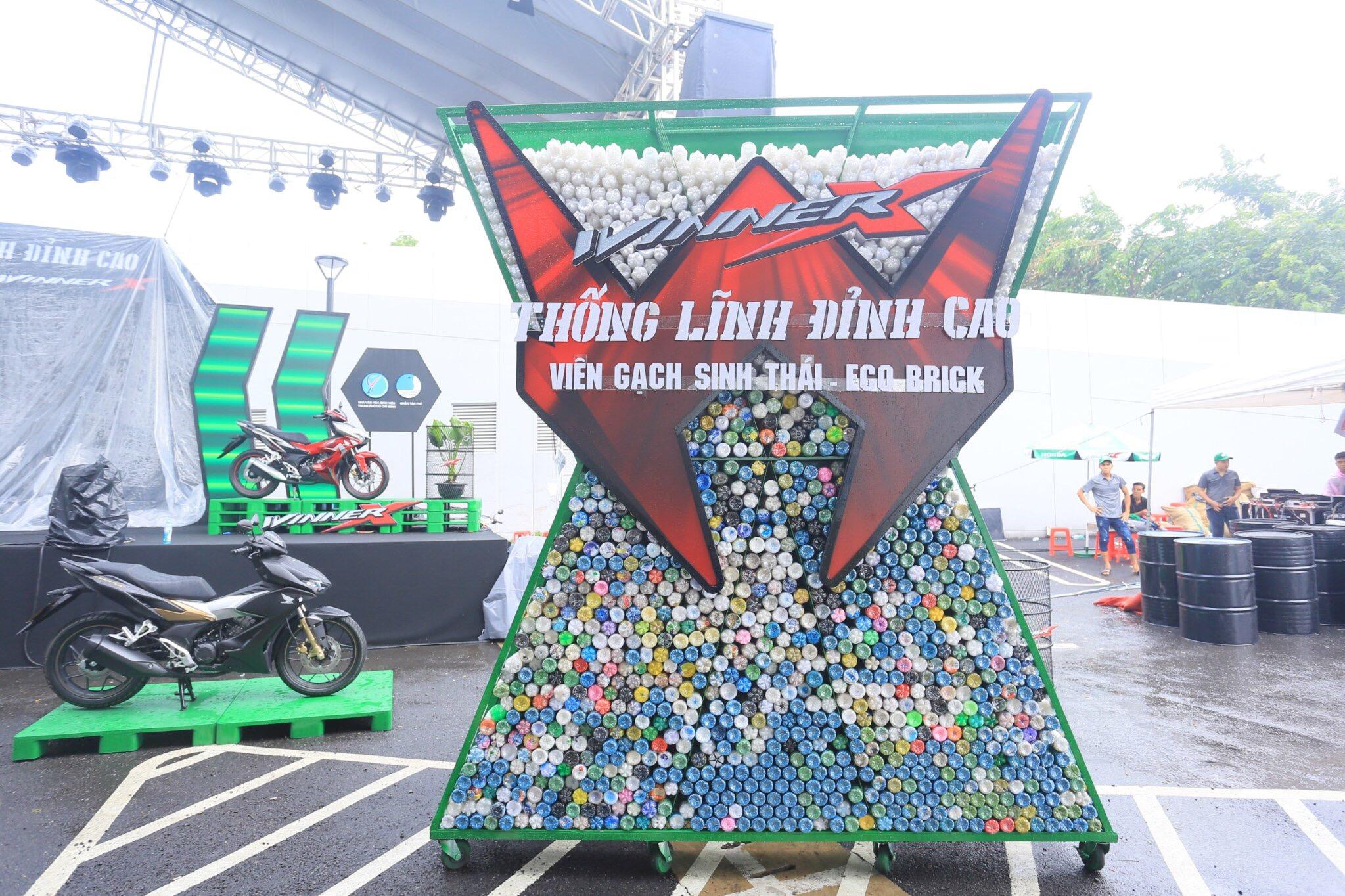 Thống lĩnh đỉnh cao, lái chất - sống xanh cùng thủ lĩnh Winner X tại Aeon Mall Tân Phú Hồ Chí Minh - Hình 3