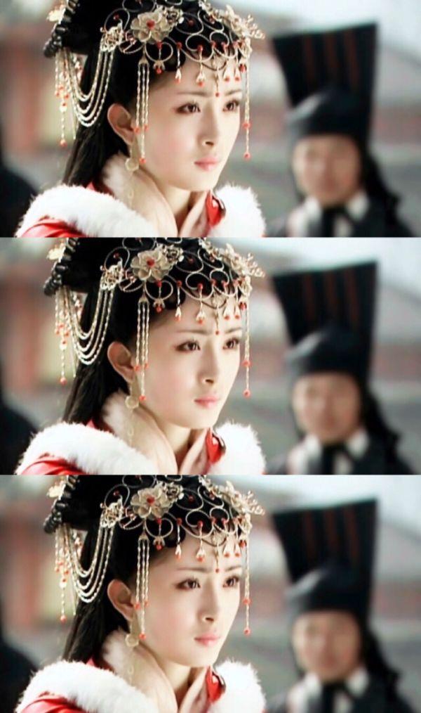 Trước khi bị chê là bình hoa di động, Dương Mịch từng gây ấn tượng cực mạnh với vai diễn này - Hình 2