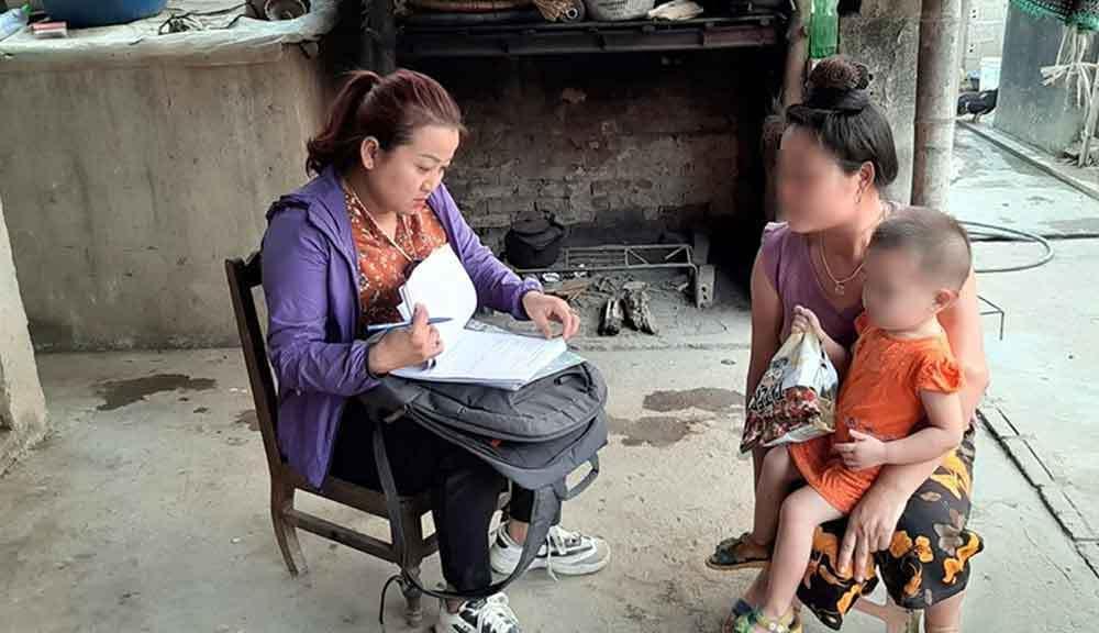 Ước mơ có miếng thịt mỡ của đứa trẻ mất bố, mẹ nhiễm HIV - Hình 3