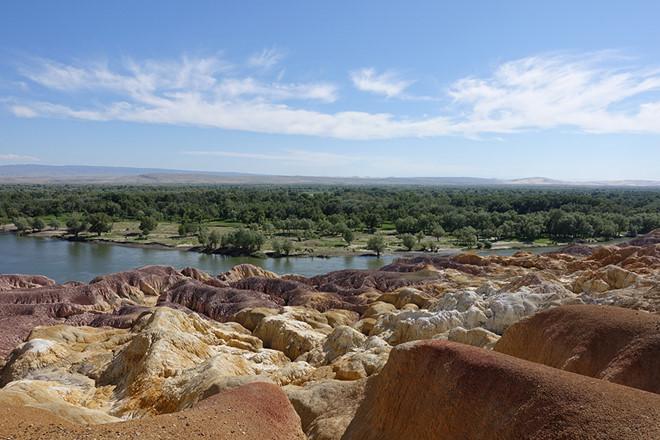 10 ngày khám phá Tân Cương, từ sa mạc rộng lớn tới thảo nguyên ngút ngàn - Hình 4