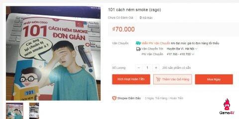 101 cách ném smoke: Cẩm nang CS:GO biên soạn bởi game thủ Việt gây bão - Hình 1
