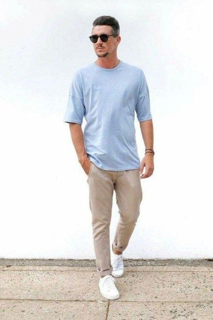 3 cách phối quần áo cho nam giới thấp, chiều cao khiêm tốn - Hình 5
