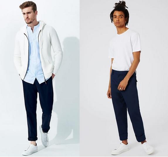 3 cách phối quần áo cho nam giới thấp, chiều cao khiêm tốn - Hình 4