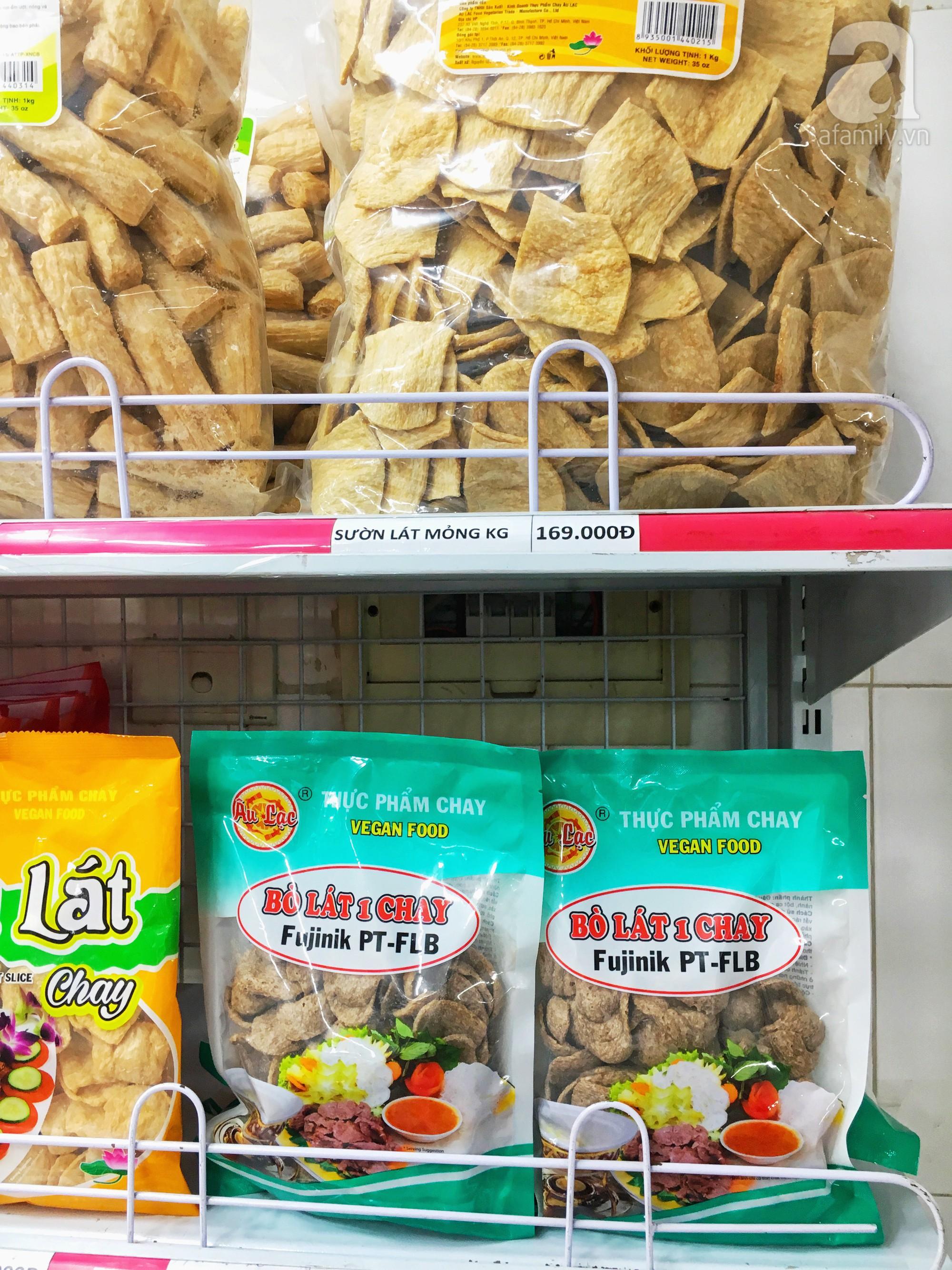 3 địa chỉ mua thực phẩm chay ngon - bổ - rẻ cần bỏ túi ở Hà Nội - Hình 9