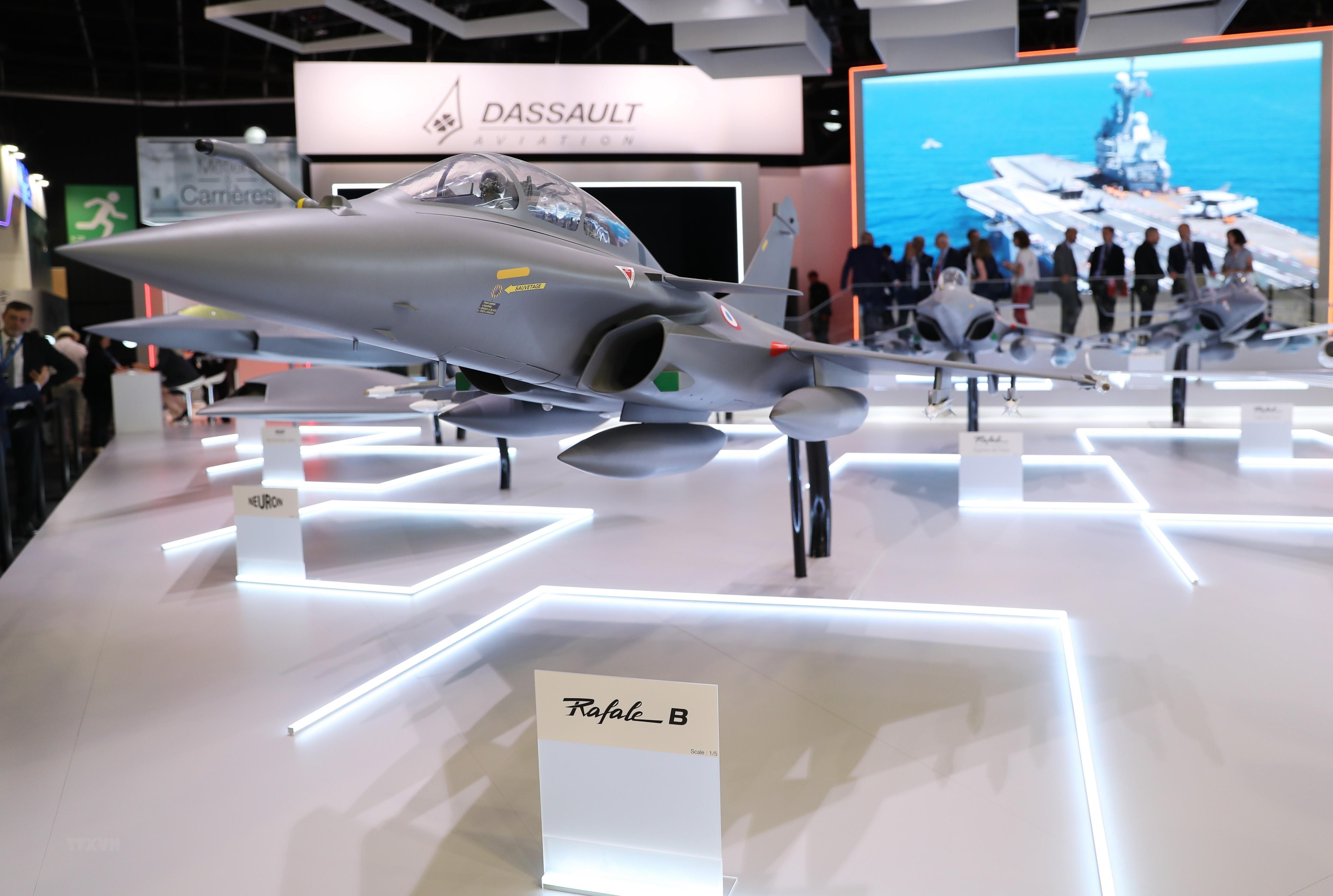Ấn Độ sắp nhận 4 máy bay chiến đấu Rafale đầu tiên từ Pháp - Hình 1