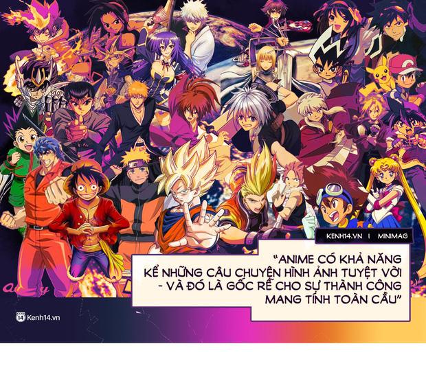 Anime Nhật Bản: Từ Disney của phương Đông cho tới ngành công nghiệp tỷ đô vươn tới toàn cầu - Hình 9