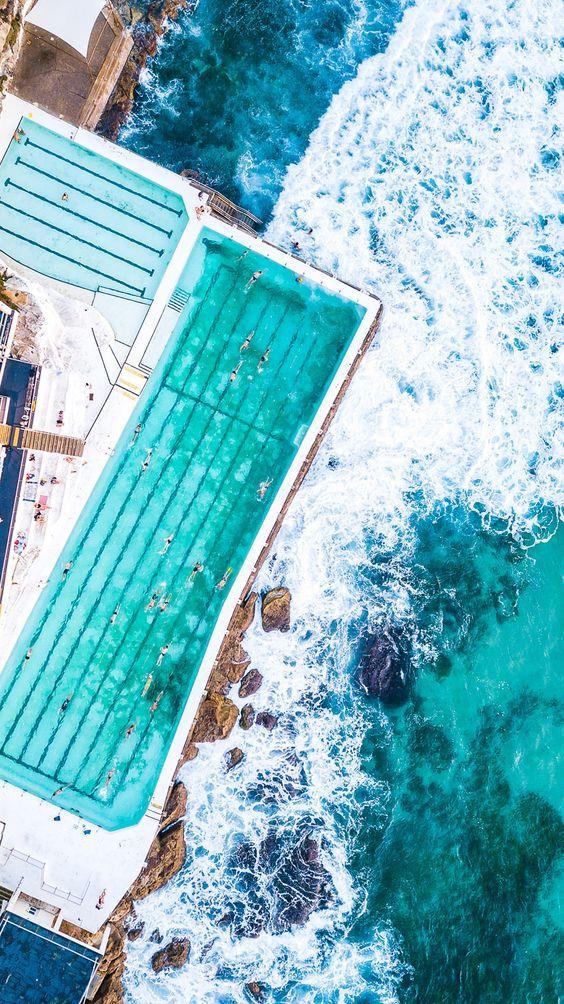 Bể bơi giữa biển khơi, trải nghiệm độc nhất ở Australia - Hình 8