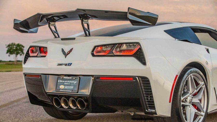 Chevrolet Corvette ZR1 bất ngờ mạnh tới 1.200 mã lực, kẻ đứng sau chính là Hennessey - Hình 3
