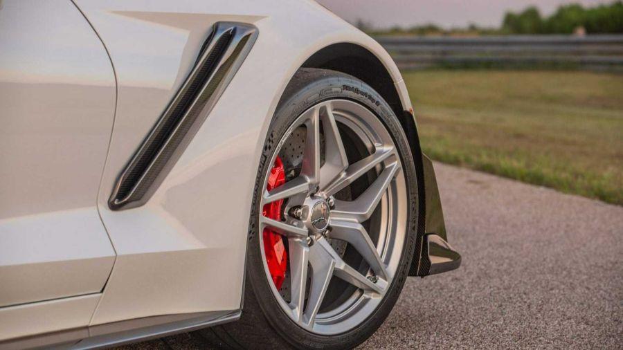 Chevrolet Corvette ZR1 bất ngờ mạnh tới 1.200 mã lực, kẻ đứng sau chính là Hennessey - Hình 4