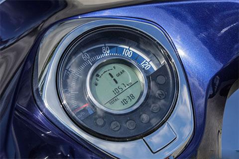 Cận cảnh Honda Super Cub C125 2019 đậm chất cổ điển, giá ngang SH 125 - Hình 5