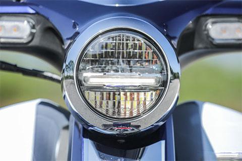 Cận cảnh Honda Super Cub C125 2019 đậm chất cổ điển, giá ngang SH 125 - Hình 4