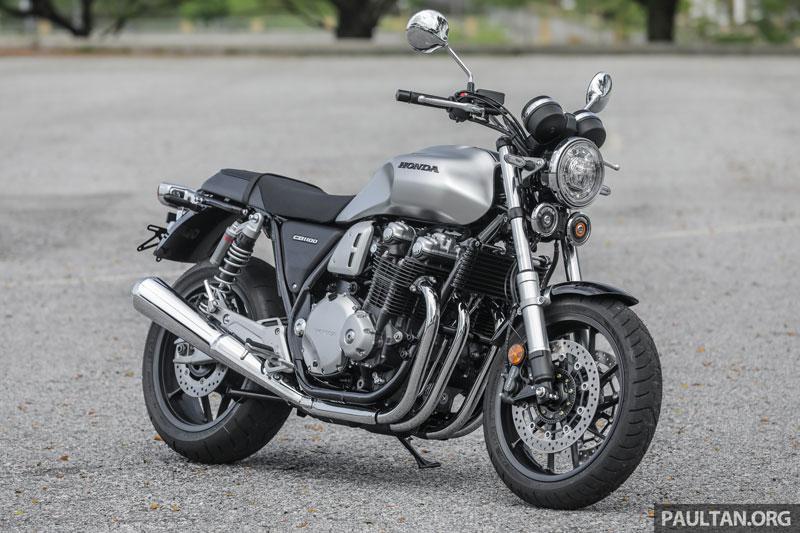 Cận cảnh môtô Honda 1.140cc, giá hơn 400 triệu đồng - Hình 1