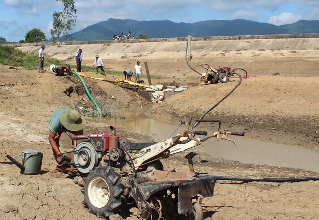 Chuyện lạ Đắk Lắk: Nơi lũ kinh hoàng, nơi 1.000 ha cây trồng khát nước - Hình 2