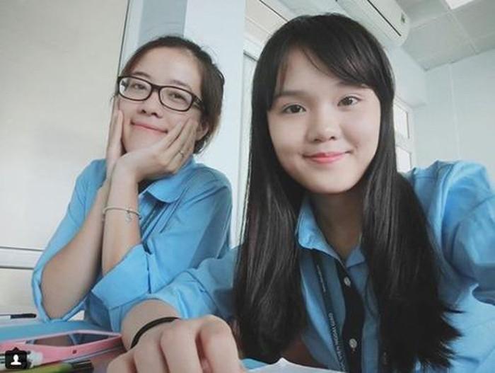 Để mặt mộc, hội bạn gái cầu thủ Việt khiến dân tình 'hết hồn' vì khác lạ - Hình 6