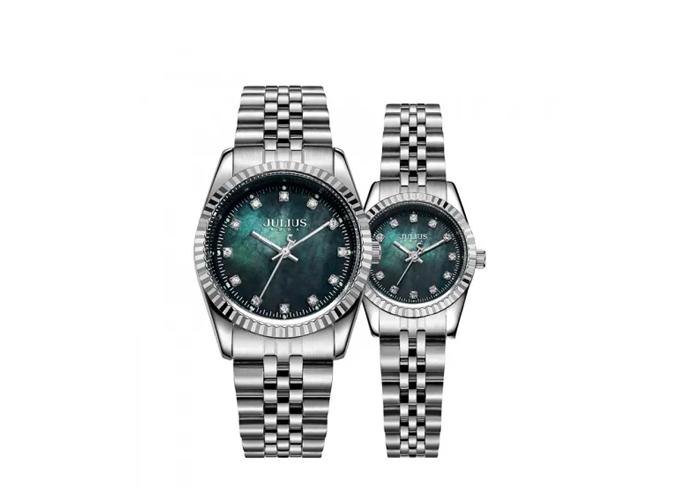 Đồng hồ đôi lưu giữ khoảnh khắc hạnh phúc cho uyên ương - Hình 10