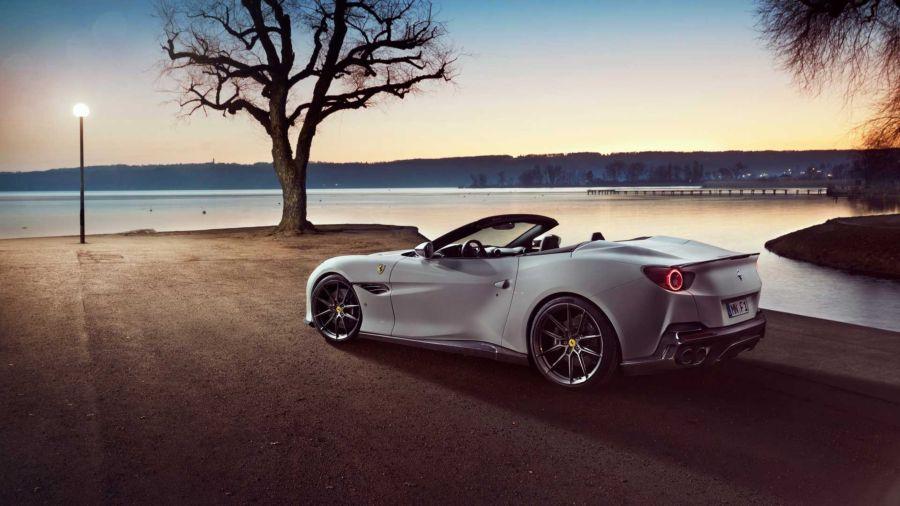 Ferrari Portofino thanh lịch và bắt mắt với nâng cấp đầy đủ từ Novitec - Hình 5