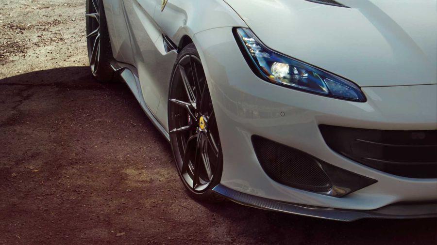Ferrari Portofino thanh lịch và bắt mắt với nâng cấp đầy đủ từ Novitec - Hình 6