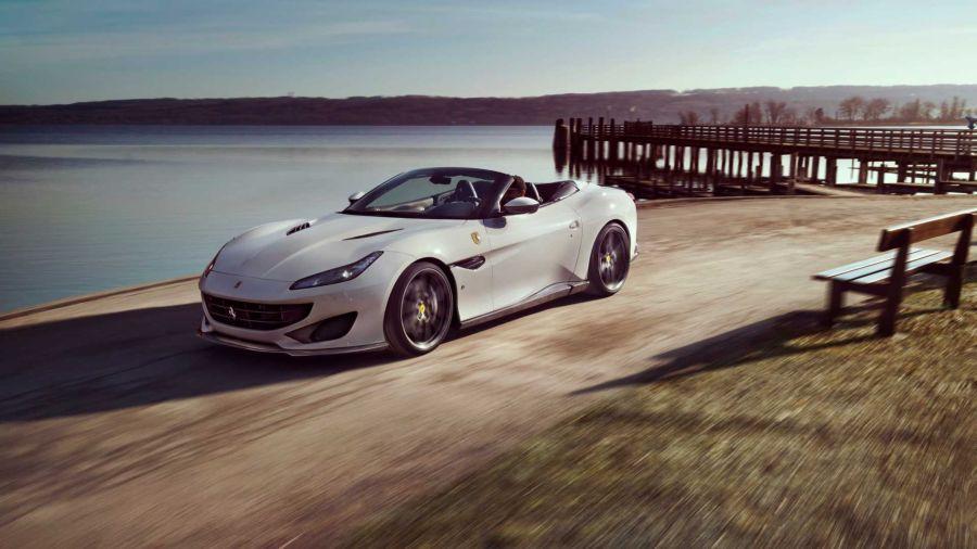 Ferrari Portofino thanh lịch và bắt mắt với nâng cấp đầy đủ từ Novitec - Hình 4