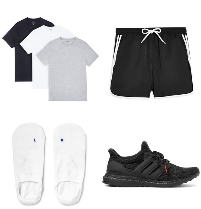 Gợi ý cách mix-and-match quần áo nghỉ mát sành điệu cho nam giới - Hình 7