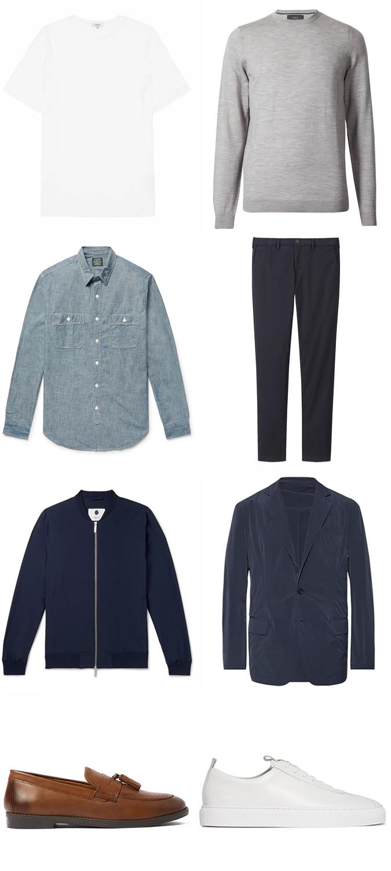 Gợi ý cách mix-and-match quần áo nghỉ mát sành điệu cho nam giới - Hình 3