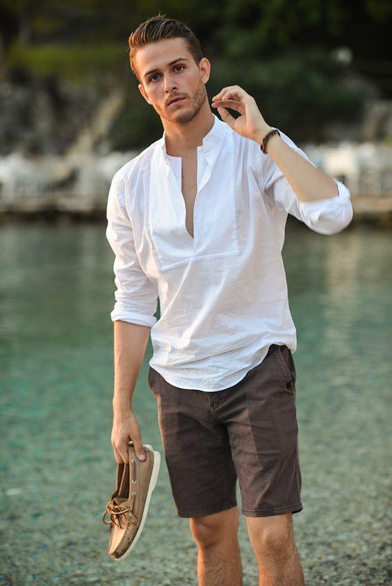 Gợi ý cách mix-and-match quần áo nghỉ mát sành điệu cho nam giới - Hình 1