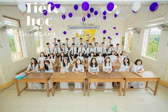Hà Tĩnh: Lớp học trường làng 100% đậu đại học - Hình 1