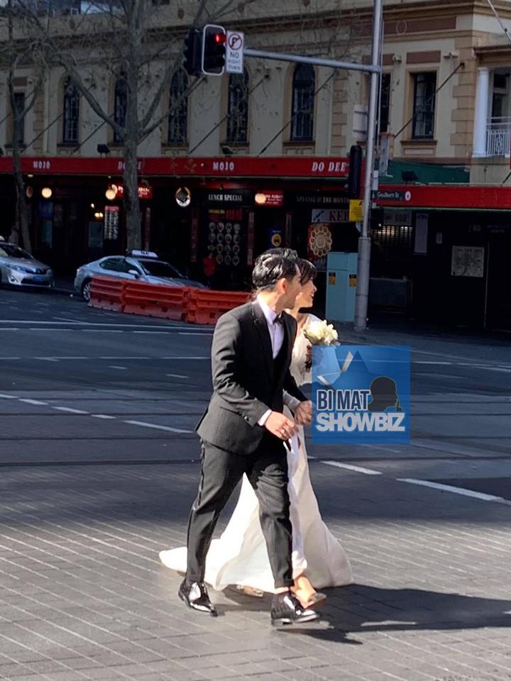 HOT: Đông Nhi và Ông Cao Thắng chụp ảnh cưới tại Úc - Hình 2