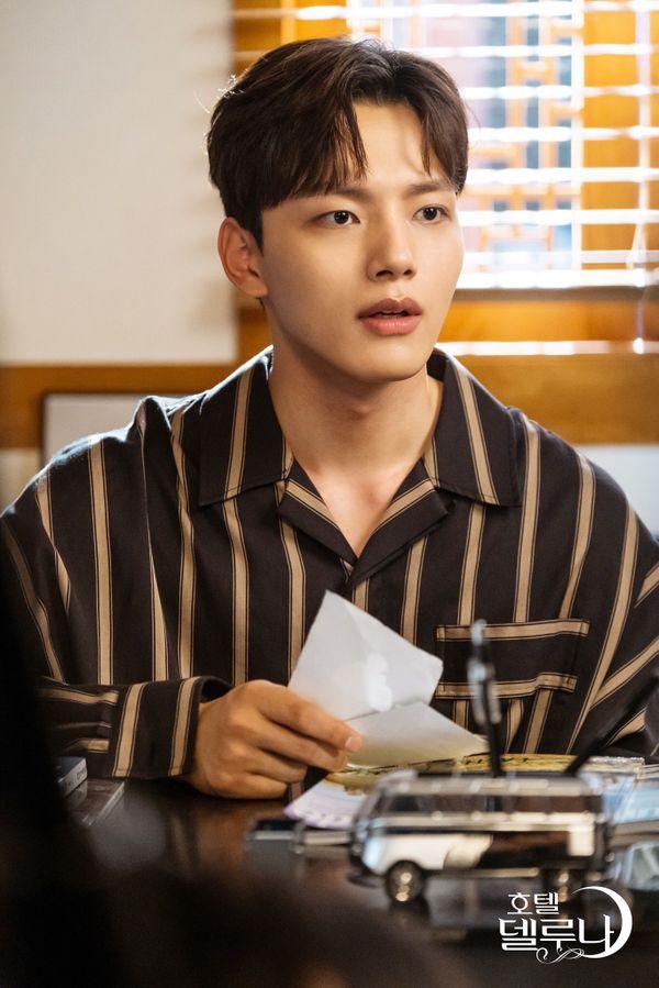 Im Siwan (ZE:A) gửi quà bất ngờ cho Yeo Jin Goo, ủng hộ phim Hotel Del Luna - Hình 2