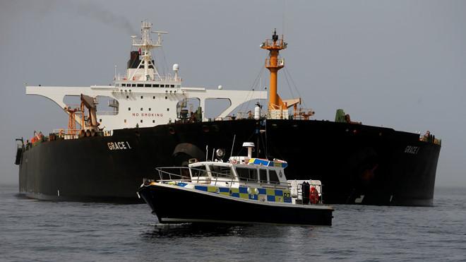 Iran nói Anh có thể sớm thả tàu dầu - Hình 1