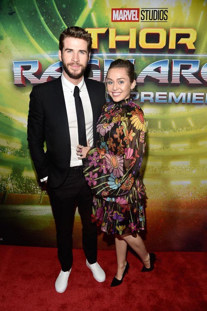 Liam Hemsworth lên tiếng về chuyện chia tay Miley Cyrus - Hình 2