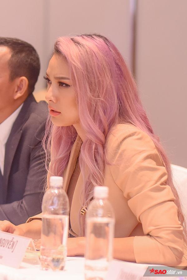 Lilly Nguyễn: Thí sinh Siêu mẫu rất quyết tâm, nếu thi mà như đi chơi thì mất thời gian giám khảo - Hình 2