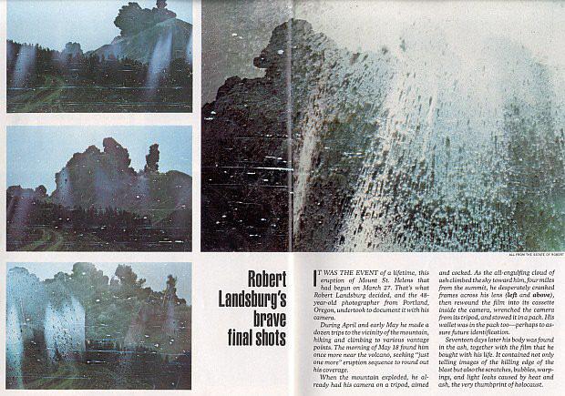 Loạt ảnh cuối cùng trước núi lửa: Câu chuyện về 2 nhiếp ảnh gia hi sinh cả tính mạng để bảo vệ những thước film quý báu của khoa học và nghệ thuật - Hình 3