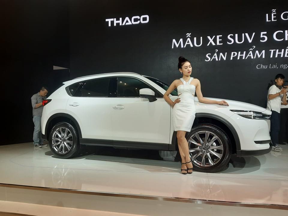 Mazda CX-5 tiếp tục nhận ưu đãi 100 triệu đồng trong tháng 8 - Hình 1