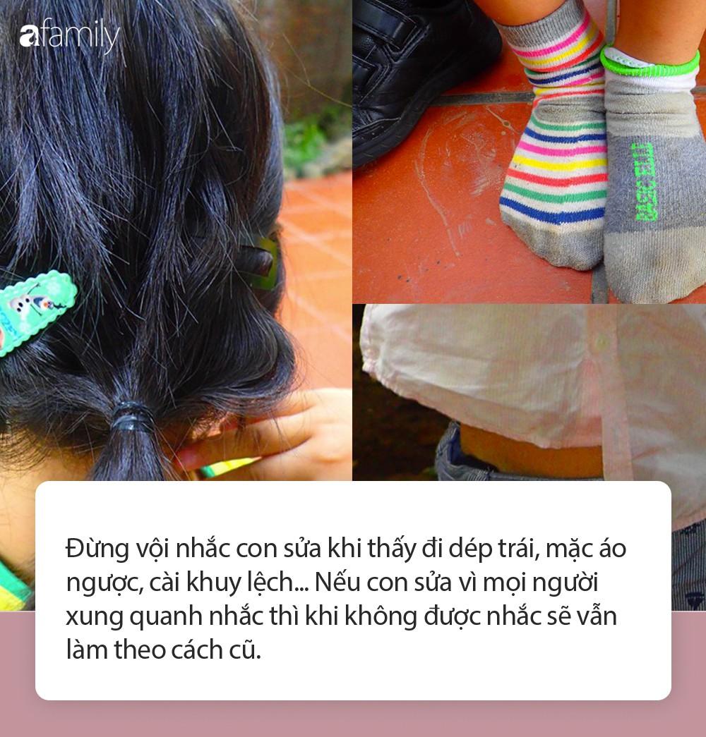 Nhà giáo Montessori từng gây tranh cãi khi khuyên cho con ngủ lúc 7h tối: Đừng vội nhắc con sửa khi thấy đi dép trái, mặc áo ngược, cài khuy lệch - Hình 1