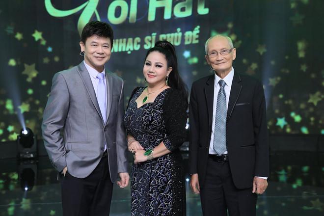 Nhạc sĩ Giao Tiên tiết lộ bóng hồng xuất hiện trong bài hát 'Lại nhớ người yêu - Hình 2